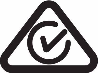 RCM认证标识图